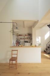 06こぢこぢ一級建築士事務所 「フレーバーハウス」竣工写真